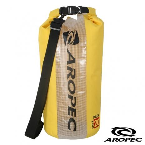 【AROPEC】Swell 洶湧防水背包 20L 黃