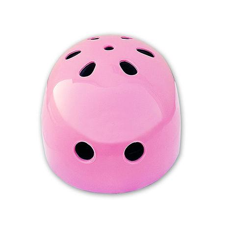 兒童直排輪安全帽 粉紅