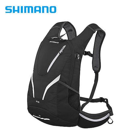 SHIMANO ROKKO 全功能背包 16L 黑