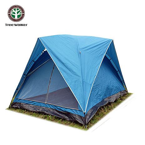 Tree Walker 六-七人雙層露營登山帳篷