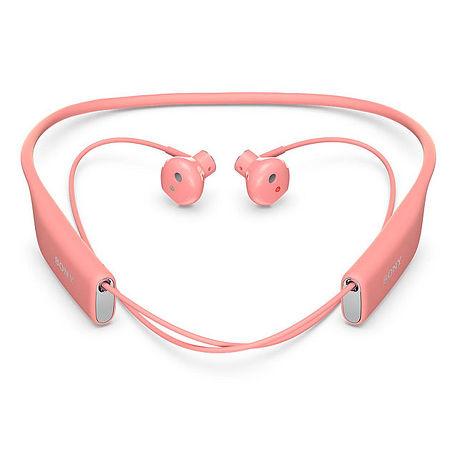 SONY SBH70 (防水IP57)無線藍牙耳機(粉色)