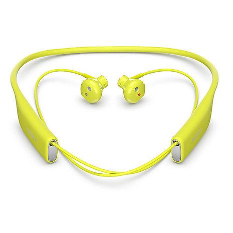 SONY SBH70 (防水IP57)無線藍牙耳機(萊姆綠)