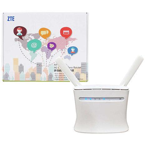 【ZTE】MF283+ 多功能無線路由器(4G全頻)