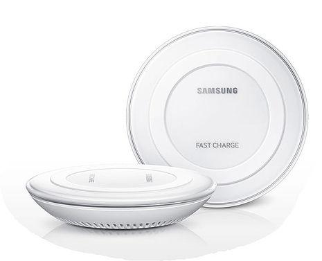 平行輸入【三星原廠】Samsung GALAXY Note5 / S6 Edge 原廠快充無線充電板(EP-P920)-白