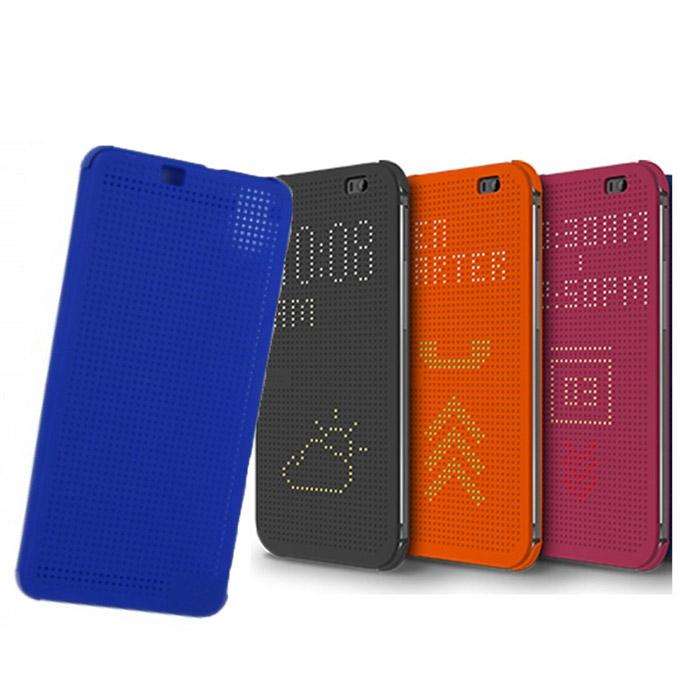 HTC Desire 826 原廠炫彩顯示保護套 M170