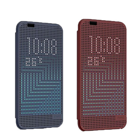 HTC HC   A9 原廠炫彩透背保護套( HC M272)