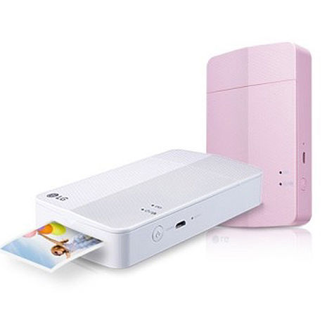 LG Pocket Photo 口袋相印機 PD251  ( 送原廠文創組+手機用涼風扇-隨機出)