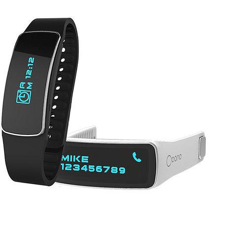 Fii T2 Smart Band 手機伴侶 健康手環 (黑)