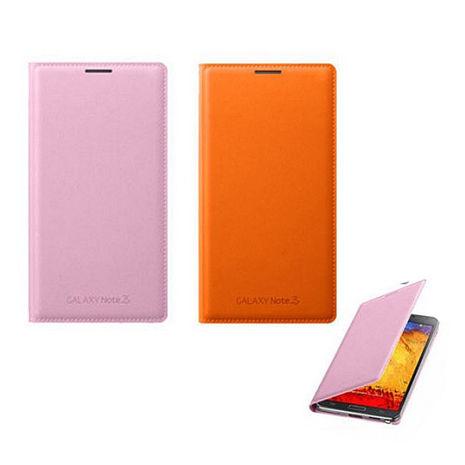 公司貨【三星原廠】Samsung Galaxy Note3 原廠時尚翻頁式皮套