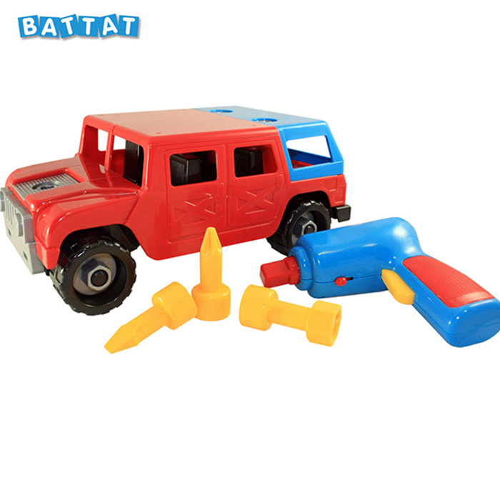 SunnyBaby生活館 美國【B.Toys】悍馬車