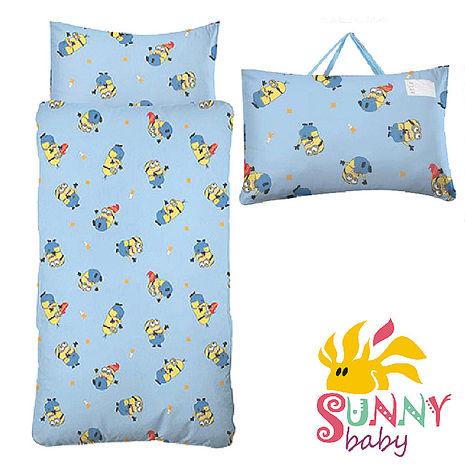 Sunnybaby 生活館 - 睡袋-小小兵(藍) - 特賣