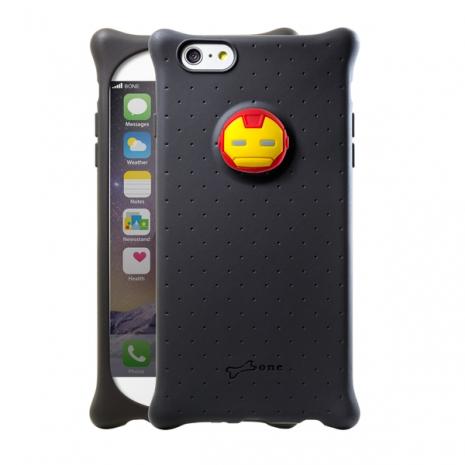 Bone / 鋼鐵人-iPhone 6 Plus 泡泡保護套