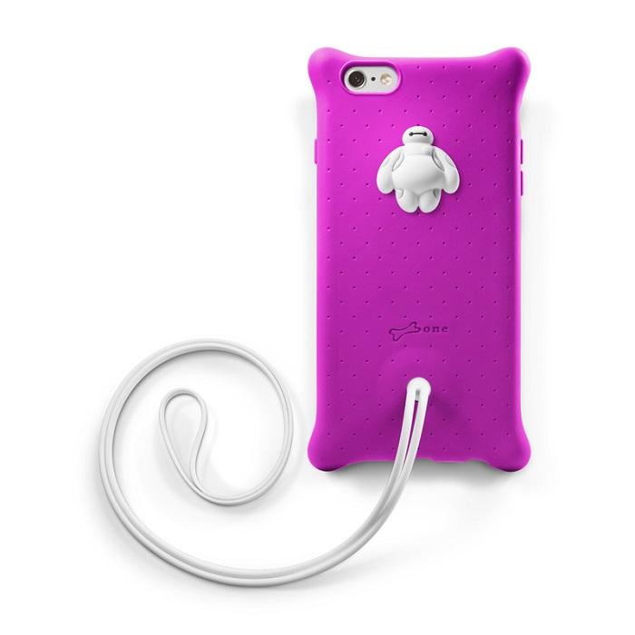 Bone - iPhone 6 Plus / 6S Plus 泡泡頸掛保護套-杯麵