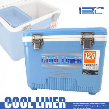 預購-COOL LINER 12L釣魚專用冰桶