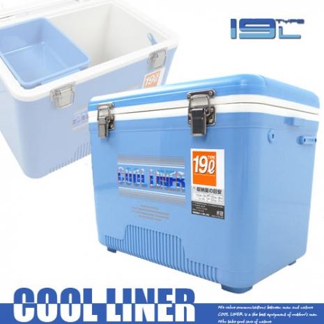 預購-COOL LINER 19L釣魚專用冰桶