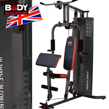 【BODY SCULPTURE】BMG-4300 150磅綜合重量訓練機