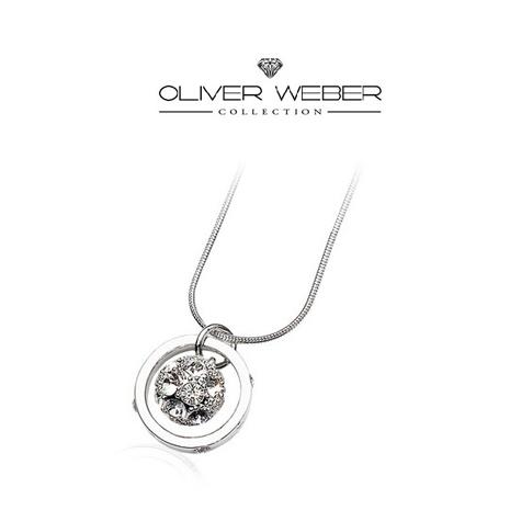 OLIVER WEBER 光暈項鍊
