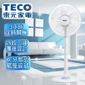 【東元TECO】12吋機械式定時立扇╱XA1214AB