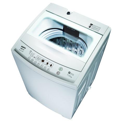 三洋 SANYO 11公斤單槽洗衣機 ASW-110HT