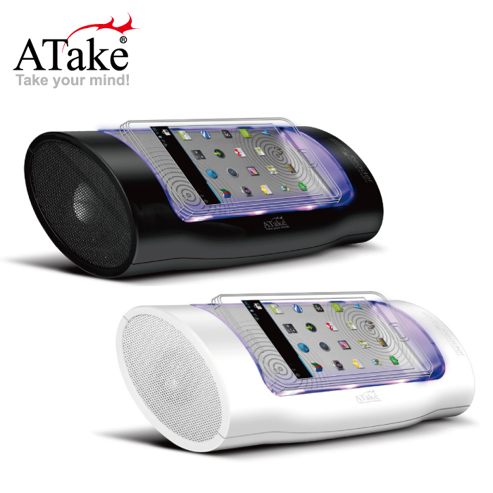 ATake - 音樂磁場感應式喇叭