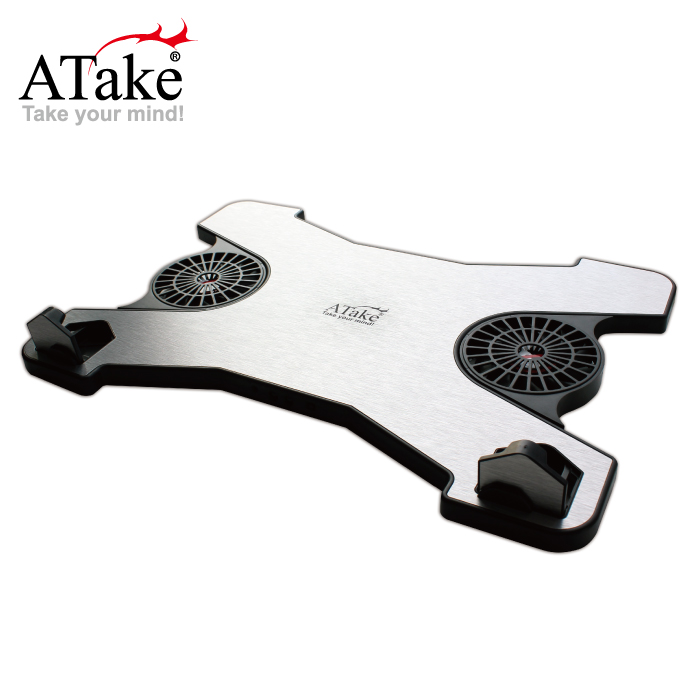 ATake - 雙風扇X型散熱墊