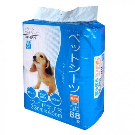 日本Q-PET超強吸收力寵物尿布88枚(薰衣草) 33 x 45cm
