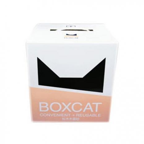 BOXCAT國際貓家(黃標)松木木屑砂15lb