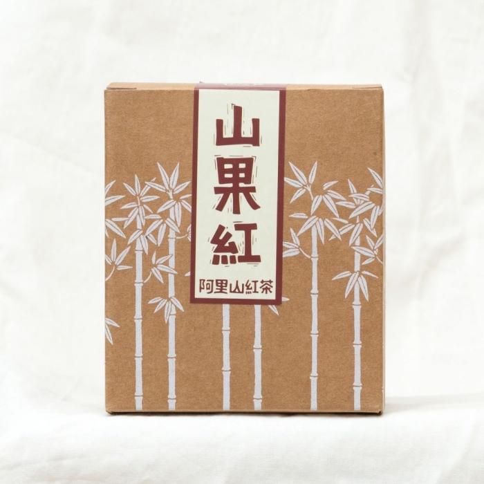【樸活】山果紅 原片立體茶包 3gx10包盒裝