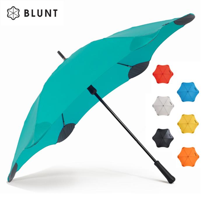 【紐西蘭BLUNT 保蘭特】抗強風防反轉抗UV時尚雨傘(直傘 CLASSIC 大號/7色)