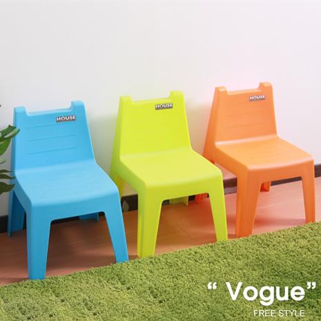 學童椅(三入組)(隨機色出貨)