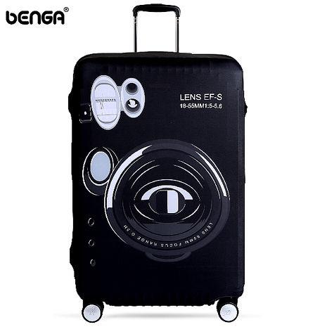 Benga 高彈性行李箱套-旅遊相機