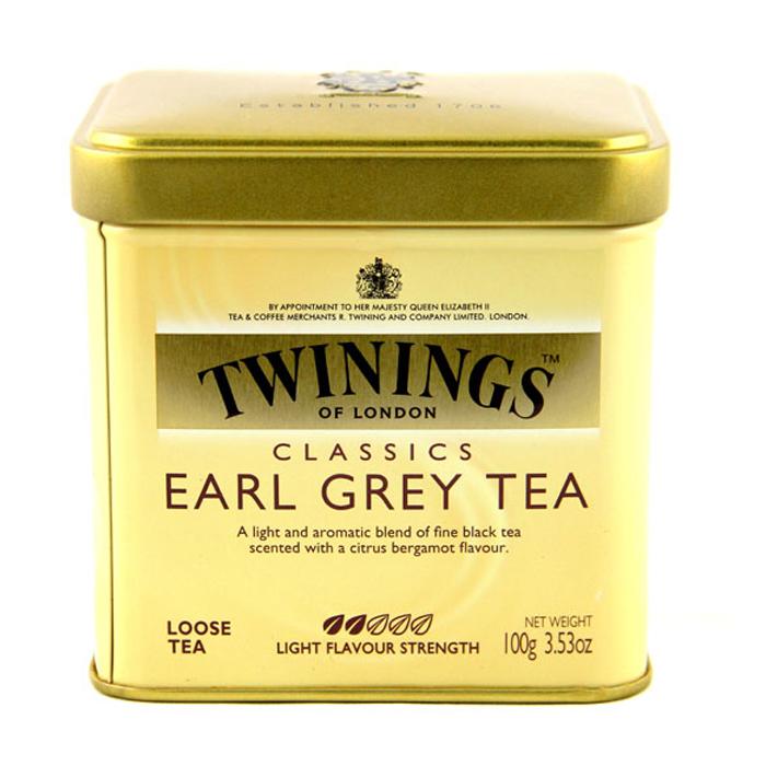 Twinings 唐寧茶 皇家伯爵茶(100g/罐)