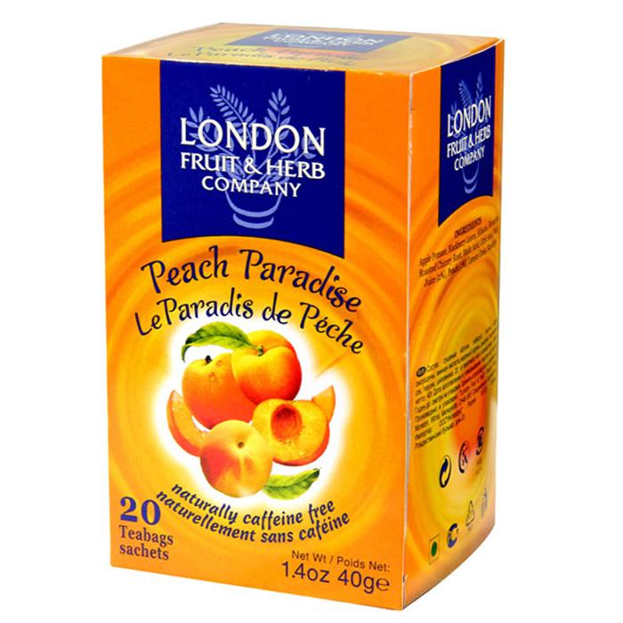 London Fruit & Herb 芙賀茶 蜜桃樂園 (2gx20入)