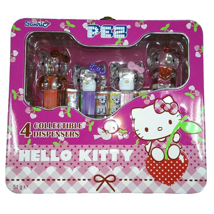 PEZ 貝思皮禮士 Hello Kitty 禮盒 APP搶購用