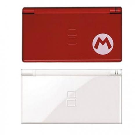 【福利品特賣出清】NDS Lite+螢幕保護貼+果凍套(再送遊戲一片)