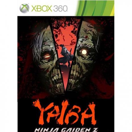【遊戲特賣出清】XBOX360 YAIBA 忍者外傳 Z 中文版 (再送:舞動全身3)