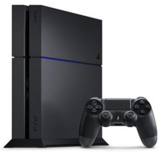 PS4 500G主機 CUH-1207 極致黑+遊戲精選1《贈:專屬收藏包+手把果凍套》