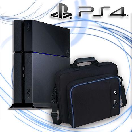 PS4 500G主機 CUH-1207 極致黑+大全配