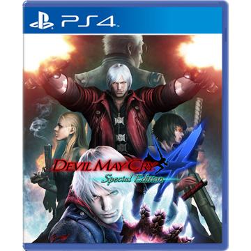 【PS4】惡魔獵人4:SP(亞日英版)