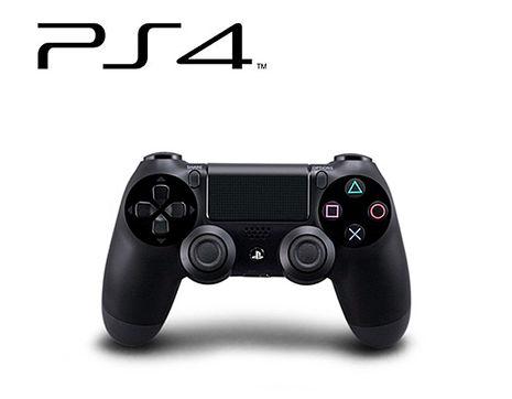 PS4 DUALSHOCK4 無線控制器 (極致黑) 贈:手把果凍套