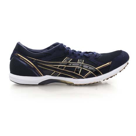 【ASICS】SORTIEMAGIC LT 男馬拉松鞋- 路跑 慢跑 丈青黑