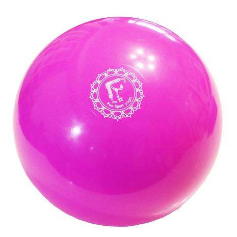 《Fun Sport》好氣色彈力伸展球(30cm)(韻律球/運動球/平衡球)1個+彼拉提司彈力帶1條