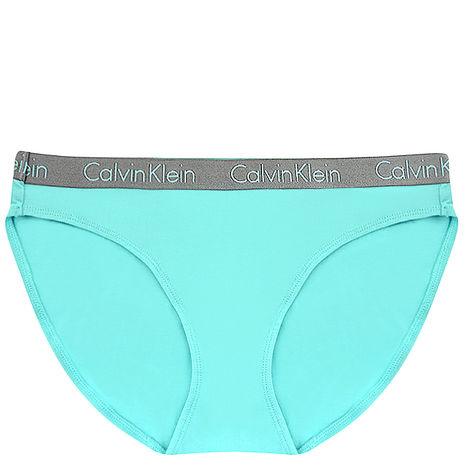 Calvin Klein 棉質內褲(水藍色)-M