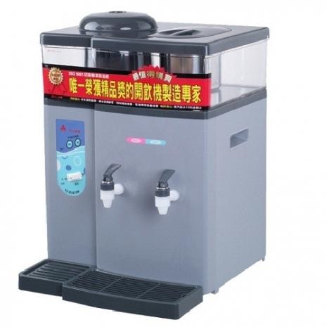 【元山】微電腦蒸汽式溫熱開飲機YS-9387DW