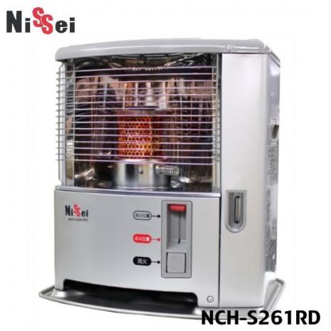 【日本Nissei 】煤油暖爐(NCH-S261RD)