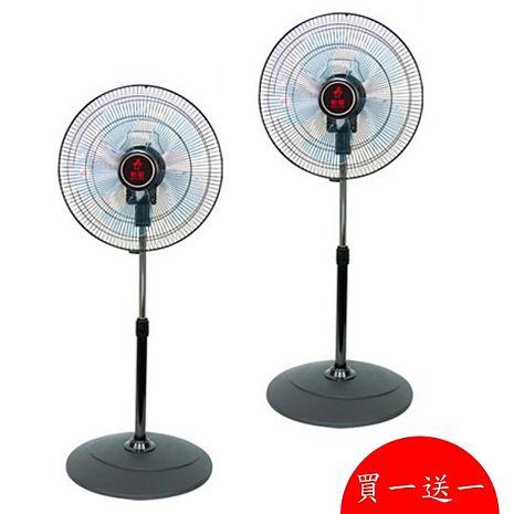 【買一送一】勳風12吋360度超循環涼風扇 HF-B1812