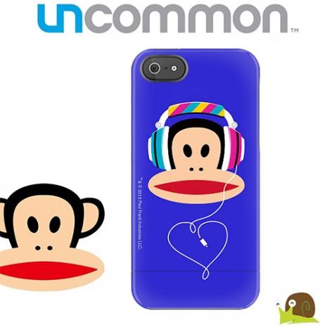 Paul Frank x Uncommon iPhone5 滑蓋保護殼- Cool Beats Julius