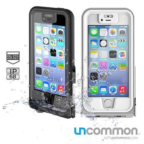 Uncommon iPhone5S SAFETY CASE 時尚防水保護殼