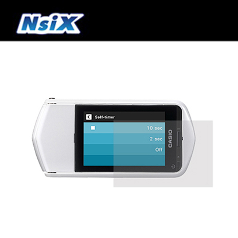Nsix卡西歐 Casio EX-TR15 / TR350 /TR35專用螢幕貼組合 抗眩+防刮