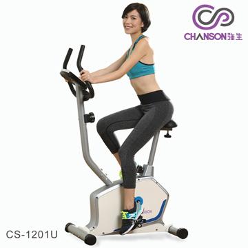 【強生CHANSON】樂活有氧健身車 CS-1201U